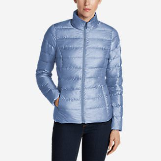 Women's CirrusLite Down Jacket in Blue