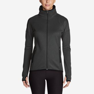 Women's After Burn 2.0 Jacket in Black