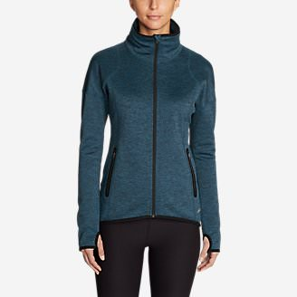 Women's After Burn 2.0 Jacket in Blue