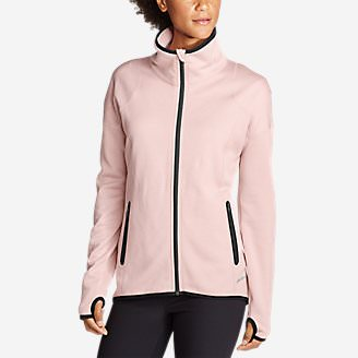 Women's After Burn 2.0 Jacket in Red