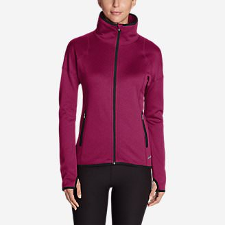 Women's After Burn 2.0 Jacket in Pink