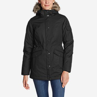 Women's Superior 3.0 Down Parka in Black