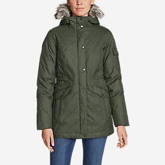Women's Superior 3.0 Down Parka in Green