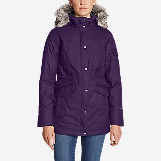 Women's Superior 3.0 Down Parka in Purple