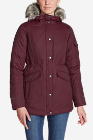Women's Superior 3.0 Down Parka in Red