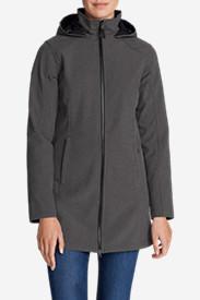 Women's Windfoil® Elite 2.0 Hooded Trench Coat in Purple