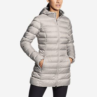 Women's CirrusLite 2.0 Down Parka in Gray