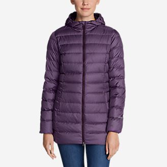 Women's CirrusLite 2.0 Down Parka in Purple