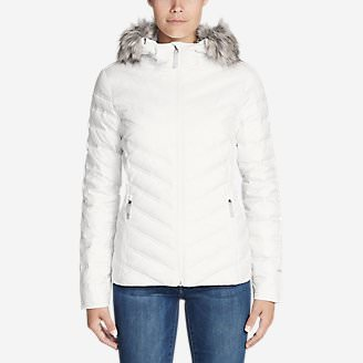 Women's Slate Mountain 2.0 Down Jacket in White