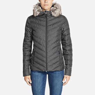 Women's Slate Mountain 2.0 Down Jacket in Black