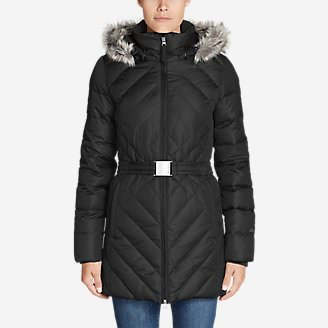 Women's Slope Side 2.0 Down Parka in Black