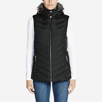 Women's Sun Valley 2.0 Down Vest in Black
