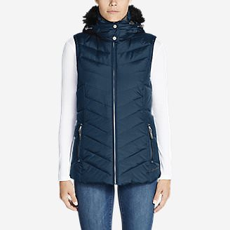 Women's Sun Valley 2.0 Down Vest in Blue