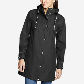 Women's Charly Parka in Black