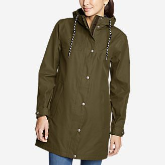 Women's Charly Parka in Green