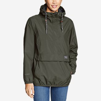 Women's Charly Anorak in Green