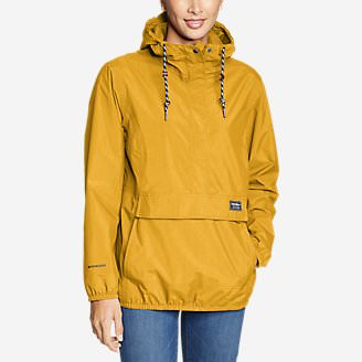 Women's Charly Anorak in Yellow