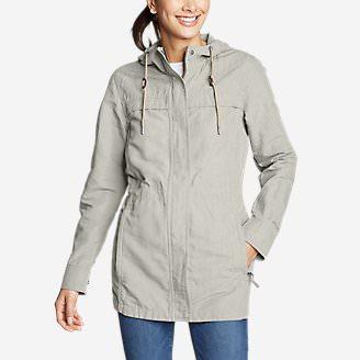 Women's Fairhaven Jacket in Gray