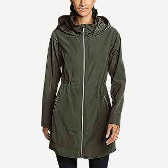 Women's Rock Creek Parka in Green