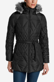 Women's Slope Side® Down Parka in Black