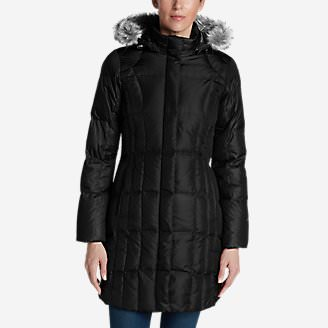 Women's Lodge Down Parka in Black