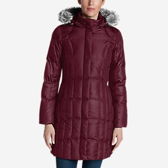 Women's Lodge Down Parka in Red
