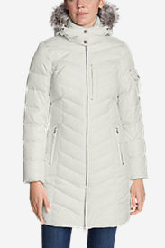 Women's Sun Valley Down Parka in White