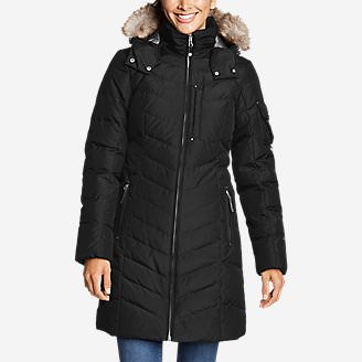 Women's Sun Valley Down Parka in Gray