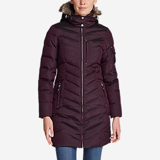Women's Sun Valley Down Parka in Purple
