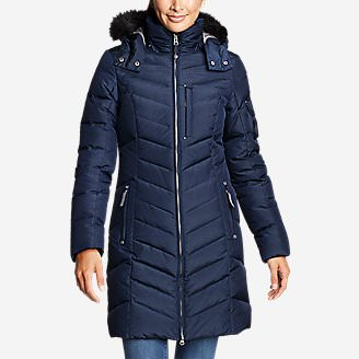 Women's Sun Valley Down Parka in Blue