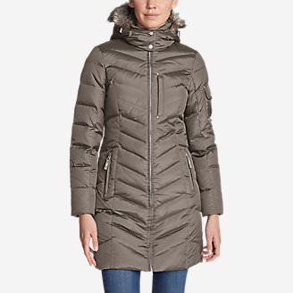 Women's Sun Valley Down Parka in Beige