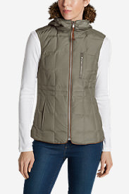 Women's Yukon Classic® Down Vest in Beige