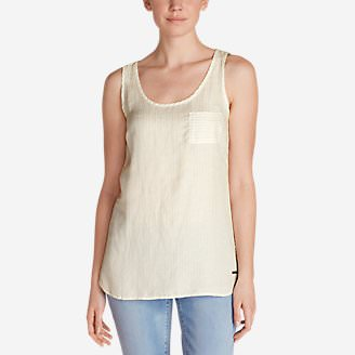 Women's Vista Point Tank Top in White