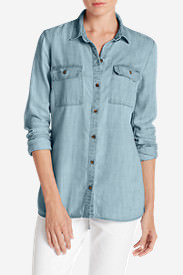 Women's Tranquil Indigo Shirt in Blue
