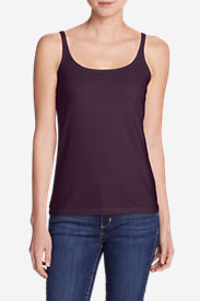 Women's Layerific Cami - Solid in Purple