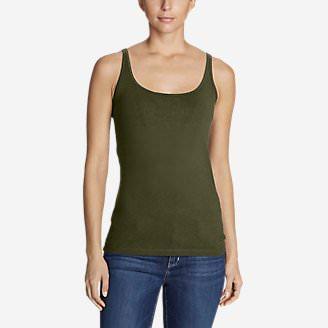 1324f4d3b8049c Women s Layerific Cami - Solid in Green ...