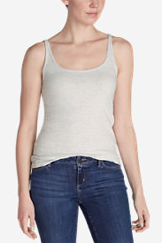 Women's Layerific Cami - Print in Gray