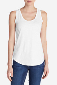Women's Ravenna Tank Top in White