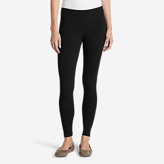 Women's Girl On The Go® TransDry Leggings in Black