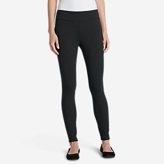 Women's Girl On The Go TransDry Leggings in Gray