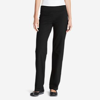 Women's Girl On The Go® TransDry Pants in Black