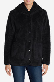 Women's Trophy Reversible Jacket in Black