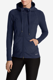 Women's Summit Full-Zip Hoodie in Blue