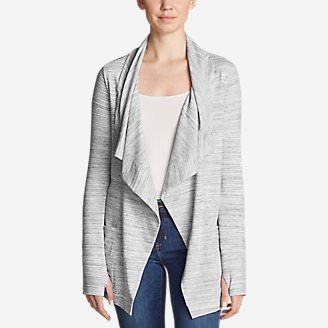 Women's Fairview Wrap in Gray