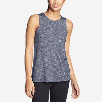 Women's Enatai Tank Top in Blue
