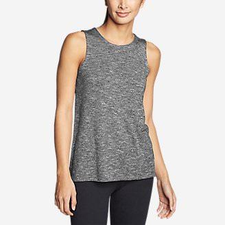 Women's Enatai Tank Top in Black