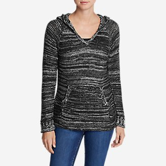 Women's Westbridge Pullover Sweater in Black