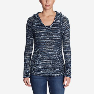 Women's Westbridge Pullover Sweater in Blue