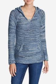 Women's Westbridge Pullover Sweater in Blue