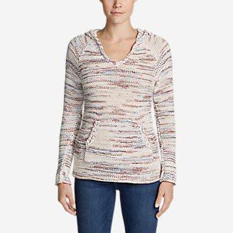 Women's Westbridge Pullover Sweater in White